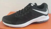 Nike Men's Air Max Alpha Trainer Shoe Black/White AA7060-001 Sz 10.5 11 NIB