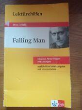Falling Man Lektürehilfe Klett 2012