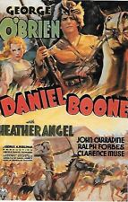 DANIEL BOONE 1936 Adventure History Western Movie Film PC iPhone INSTANT WATCH