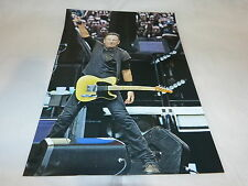BRUCE SPRINGSTEEN - Mini poster couleurs 8 !!!!!!!!!!!!!!!