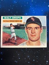 1956 Topps #238 Walt Dropo VG