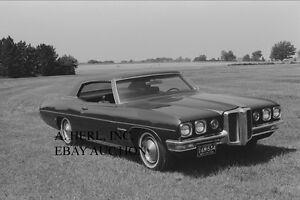 Pontiac Catalina Hard top Coupe 1970 press introduction photo photograph