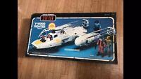 Star Wars Kenner Vintage Complete Boxed Y-Wing Fighter ROTJ