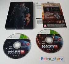Microsoft Xbox 360 - Mass Effect 3 Steelbook - PAL