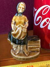 More details for wade molly malone porcelain original classic figure miniature ornament