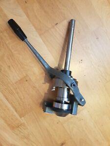 S  SCHAUBLIN 102 Lathe Collet dispositif serrage rapide levier W20 pince longue