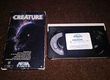 Creature - Horror Movie Betamax Video Tape 1985 Tested M808 HiFi Freeshipping