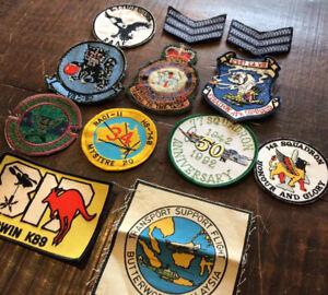 Australia RAAF Cloth Patches
