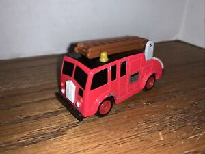 Britt Allcroft Thomas The Tank Engine & Friends Ladder Fire Truck 1999 Diecast