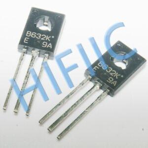 1PCS/5PCS 2SB632K B632K Silicon PNP Power Transistors TO126