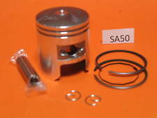 Piston 41mm Rings Wrist Pin Kit Honda SA 50 Moped 13011-GS-305