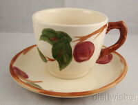 Franciscan APPLE Made in ENGLAND Cup & Saucer Set(s)