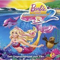 BARBIE & DAS GEHEIMNIS VON OCEANA - HÖRSPIEL ZUM FILM  CD NEU