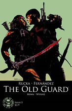 OLD GUARD #5 COVER B MICHAEL LARK PRIDE MONTH VARIANT IMAGE COMICS SOLD OUT