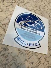 CUBIC TOP GUN Sticker for Tom Cruise Kawasaki GPZ900R