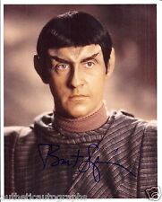 """Brent Spiner Autographed 8""""X10 Color Photo"""