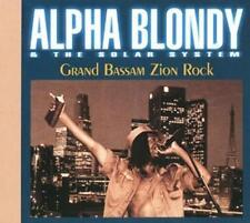 Alpha Blondy-Grand Bassam zion rock-CD