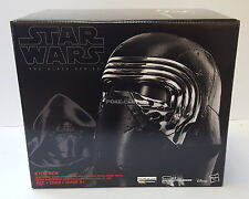Star Wars The Black Series Kylo Ren Voice Changer Helmet The Force Awakens - New
