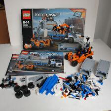 LEGO Technic 42062 INCOMPLET avec boite et notices