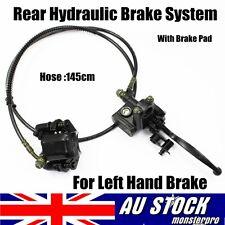 Rear Brake System Caliper 50cc 70cc 110cc 125cc 150cc Quad Bike ATV Buggy