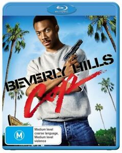 Beverly Hills Cop (Blu-ray, 2011) Eddie Murphy Brand New Sealed Free Postage
