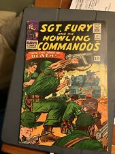Sgt. Fury and his Howling Commandos #31 (1966)