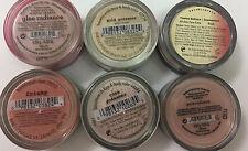 Bare Escentuals Minerals All Over Face Color Blush Gossamer Radiance You Pick 1
