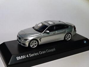 PROMO : BMW série 4 Grand coupé / BMW 4er gran coupe  (F36)  au 1/43 de kyosho