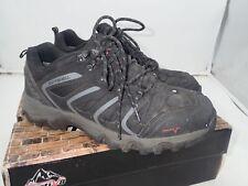 New listing NORTIV 8 Men's Low Top Waterproof Hiking Shoes Lightweight Trekking sz 9.5