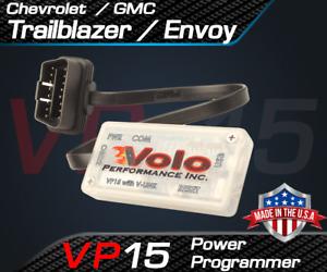 Volo Chip VP15 Power Programmer Performance Tuner for Trailblazer - Envoy - GMC