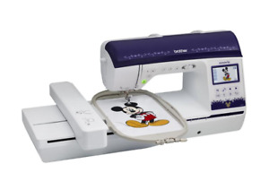 BROTHER NQ3500D NQ3500 D Sewing and Embroidery Combo Machine
