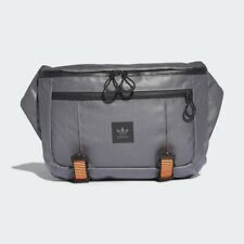 Adidas FM1292 Unisex originals Large Waist bag grey