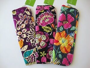 Vera Bradley Curling Iron Cover - Choose Your Pattern - NWT