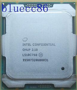 Intel Xeon E5-2699 V4 ES QHUP LGA2011-3 2.1GHz 22Core 55MB 145W CPU Processor