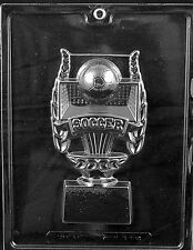SOCCER TROPHY Chocolate Candy Mold LOP-S104