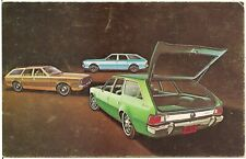 1972 AMC Hornet Sportabout Automobile Advertising Postcard
