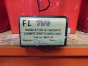 TVR INDICATOR AND HAZARD LAMPS SWITCHING UNIT ME0147 FJ