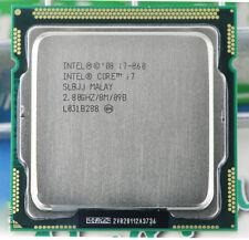 Intel i7-860 SLBJJ Quad-Core 2.80GHz 2800HMz LGA1156 CPU Processor
