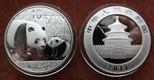 2011 Chinese 1 oz .999 Silver Bullion Panda. Hard to find so maybe buy a few?
