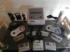 Super Nintendo , SNES mit Games in Guten Sauberem Zustand. #3