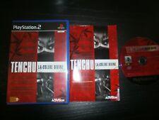 JEU PLAYSTATION 2 PAL Version Française (PS2): TENCHU LA COLERE DIVINE - Complet