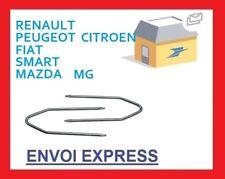 Chiavi chiavette torretas autorradio Renault LAGUNA dal 2001 estéreo car LLAVES