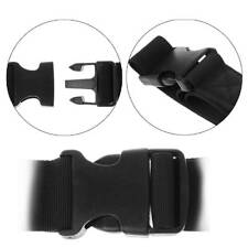 Adjustable Fishing Waist Belt Hook Ring Waders Strap Accessories Nylon Waistband