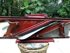 Antique Cast Iron Deli Meat Slicer