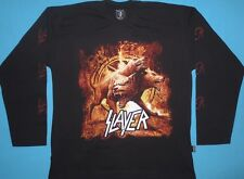 Slayer - Cerberus T-shirt Long Sleeve Size L Tour