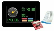 4D Systems gen4-uLCD-43DCT-CLB TFT LCD Colour Display / Touch Screen, 4.3in, 480