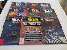 Batman-Shadow of the Bat # 0-10--Complete Run--Alan Grant--#1 is still sealed-VF