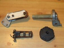 1986 Husqvarna 510XC 510 XC Frame Parts Throttle Gas Cap Chain Guide Foot Peg