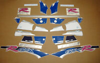 GSXR 1100wp 1993 complete decals stickers graphics kit set pegatinas aufkleber