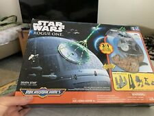 Star Wars Rogue One Micro Machines Death Star Playset Free Shipping Open Box